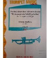 Picture of Sheet music for trumpet and organ by Erich Stoffers