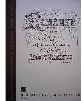 Picture of Sheet music for violin and piano by August Wilhelmj