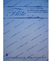 Picture of Sheet music for 4 flutes by Ludwig van Beethoven