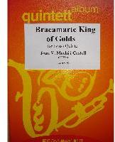 Picture of Sheet music  for 2 trumpets (Bb/C), french horn, trombone and tuba. Sheet music for brass quintet by Joan Machi I Castell