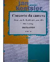 Picture of Sheet music for trumpet and piano by Jan Koetsier