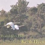 Picture of CD of contemporary tuneful music for guitars, with electronic accompaniment, written and performed by Keith Hyett