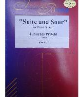 Picture of Sheet music  for 2 trumpets, french horn, trombone and tuba. Sheet music for brass quintet by Johannes Prischl