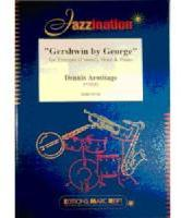 Picture of Sheet music  for trumpet (Bb/C) or cornet; french horn (Eb/F), trombone (bc/tc) or euphonium; piano. Sheet music for trumpet in Bb or C or cornet, french horn in Eb or F, tenor trombone (bass clef or treble clef) or euphonium and piano by George Gershwin