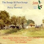 Picture of CD of music for a cappella voices and for soprano and baritone with piano, by English composer, Percy Turnbull Artist: Nancy Argenta, Roderick Williams, James Bowman and Joyful Company of Singers