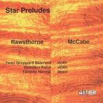 Picture of CD of music for two violins and piano by Alan Rawsthorne and John McCabe Artist: Peter Sheppard Skaerved, Christine Sohn and Tamami Honma