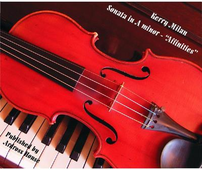 Picture of Sonata for violin and piano by Kerry Milan