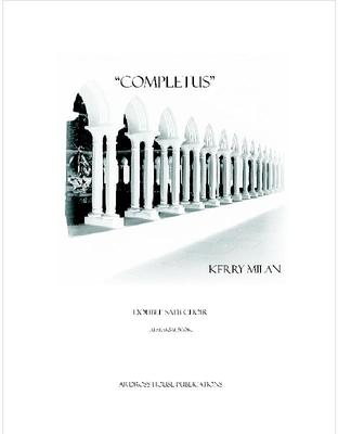 Picture of Sheet music  for double chorus and chamber choir. Sheet music for Chamber Choir by Kerry Milan - Vocal Score