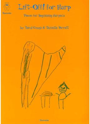 Picture of Sheet music  by David Gough and Danielle Perrett. 14 fun pieces for children starting to learn the harp (any type). Covers beginners up to about Grade 2.