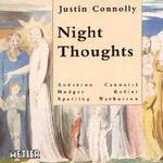 Picture of CD of chamber music for various combinations by Justin Connolly Artist: Nicholas Hodges, Corrado Canonici, Nancy Ruffer, Andrew Sparling and Julian Warburton