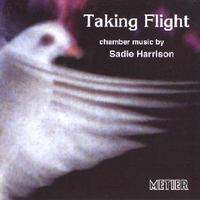 Picture of CD of chamber music by Sadie Harrison performed by the Kreutzer Quartet with Aaron Shorr (piano) Artist: Kreutzer Quartet, Nancy Ruffer, Aaron Shorr and Lesley-Jane Rogers