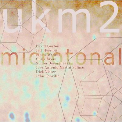 Picture of A double CD documenting UK MicroFest 2 which was held in the UK in 2007.  Music by Gorton; Herriott; Desorgher;Bryan; Salinas; Visser and Fonville.