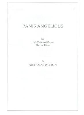Picture of Sheet music  for chapel choir. Sheet music for high voice and organ, harp or piano, by Nicholas Wilton