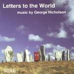 Picture of CD of chamber music for various combinations by George Nicholson Artist: John Turner, Alison Wells, Keith Elcombe, Jonathan Price, Peter Lawson, Philip Edwards and George Nicholson