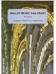 Picture of Sheet music  for 4 flutes (with picc), alto flute and bass flute by Charles Gounod. An arrangement for flute choir of some of the best music from Gounod's Faust.