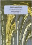 Picture of Sheet music  for flute quartet. Three traditional Mexican tunes arranged for four flutes in C.