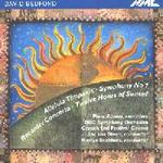 Picture of CD of four orchestral and choral works by David Bedford performed by the BBC Symphony Orchestra, Crouch End Festival Chorus and Piers Adams - recorders