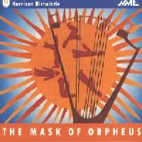 Picture of Full recording on 3 CDs of the opera by Harrison Birtwistle in concert performance by the BBC Symphony Orchestra, BBC Singers, Andrew Davis, Martyn Brabbins and soloists