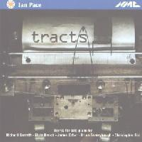 Picture of CD of works for solo piano by Barrett, Dench, Erber, Ferneyhough and Fox, performed by Ian Pace