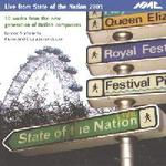 Picture of CD of 10 works from the new generation of British composers performed live at State of the Nation by the London Sinfonietta