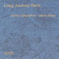 Picture of CD of piano music by James Clapperton performed by the composer