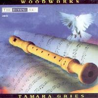 Picture of CD of music for recorder performed by Tamara Gries