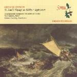 Picture of CD of orchestral/choral music by Sir George Dyson, with Neil Mackie (tenor) and the Bournemouth Symphony Orchestra conducted by Vernon Handley.