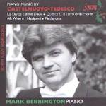 Picture of CD of piano music by Mario Castelnuovo-Tedesco, played by Mark Bebbington