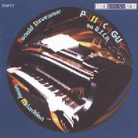 Picture of CD of piano music by Ronald Stevenson Artist: Murray McLachlan
