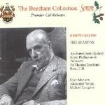 Picture of Double CD of Sir Thomas Beecham conducting Haydn's 'The Seasons' with the Beecham Choral Society and the Royal Philharmonic Orchestra