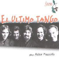 Picture of Sheet music  for mixed ensemble. CD of music for Tango by Astor Piazzola performed by El Ultimo Tango