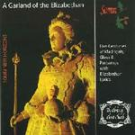 Picture of CD of vocal works from five centuries of madrigals, glees and partsongs with Elizabethan lyrics performed by The Clerks of Christ Church