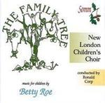 Picture of Music for Children by Betty Roe:  The Family Tree and other works Artist: New London Children's Choir