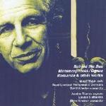 Alexander Goehr - Metamorphosis / Dance / Sinfonia / other works (2CD)