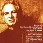 Picture of CD of music for voices and instruments by Sir Alexander Goehr conducted by Stephen Cleobury and Oliver Knussen Artist: Lucy Shelton, Sarah Leonard, Michael Chance, Stephen Richardson, Stephen Cleobury and Oliver Knussen