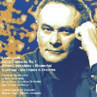 Picture of CD of works by Colin Matthews performed by the LSO, conductor Michael Tilson Thomas