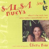 Picture of CD of music for piano performed by Elena Riu Artist: Elena Riu and Wilmer Sifontes