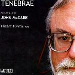Picture of CD of works for piano by John McCabe, performed by Tamami Honma