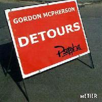 Picture of CD of music by Gordon McPherson, performed by ensemble Psappha - 2 CDs for the price of 1