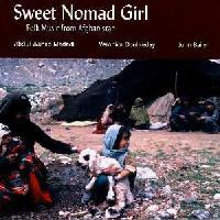 Picture of CD of folk music from Afghanistan Artist: Abdul Wahab Madadi, Veronica Doubleday and John Baily