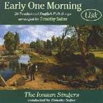 Picture of CD of traditional English folk songs performed by the Ionian Singers, conducted by Timothy Salter Artist: Ionian Singers, Timothy Salter, Thalia Myers and Charles Metcalfe