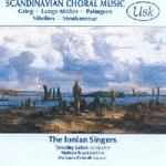 Picture of CD of Scandinavian choral music performed by the Ionian Singers, conducted by Timothy Salter Artist: Ionian Singers and Timothy Salter