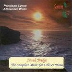 Picture of CD of music by Frank Bridge for cello and piano performed by Penelope Lynex and Alexander Wells