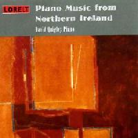 Picture of CD of music for piano by composers from Northern Ireland, performed by David Quigley