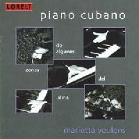 Picture of CD of music for piano written and performed by Marietta Veulens