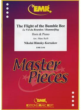 Picture of Sheet music for french horn in Eb or F and piano by Nikolai Rimsky-Korsakov