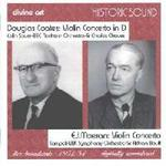 Picture of CD of violin concertos by Douglas Coates, and and E J Moeranperformed by Colin Sauer under conductors, Sir Charles Groves, and Sir Adrian Boult Artist: BBC Northern Orchestra, Sir Charles Groves, Alfredo Campoli, Sir Adrian Boult, BBC Symphony Orchestra and Colin Sauer