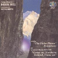 Picture of CD of compositions by Derek Bell and devotional songs by Beinsa Duono played by Derek Bell, with Tzvatanka Chistoforu (mezzo soprano), Vratza State Philharmonic Orchestra, and Bulgarian National Philharmonic Choir.