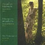 Picture of CD of music for solo flute performed by Nina Assimakopoulos