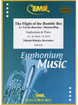 Picture of Sheet music for euphonium and piano by Nikolai Rimsky-Korsakov